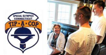 Tip a Cop for Special Olympics