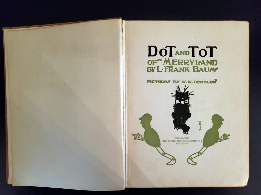 Dot and Tot of Merryland - inside1
