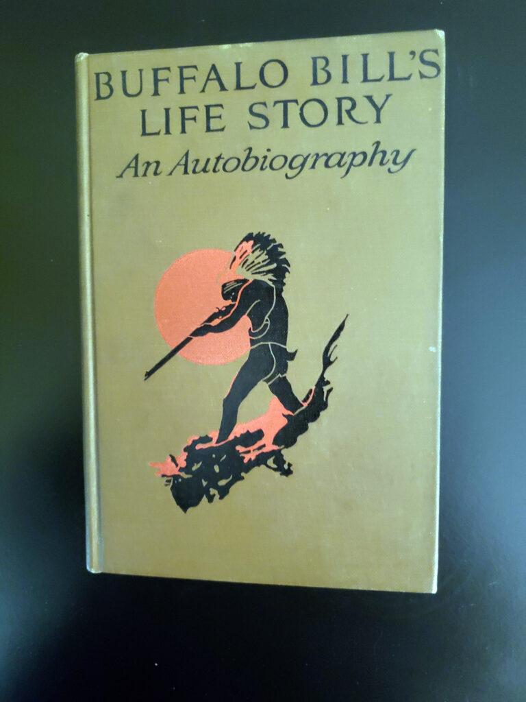Buffalo Bill My Life Story - cover