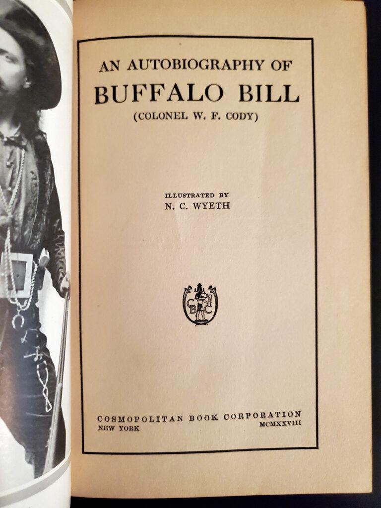 Buffalo Bill My Life Story - Inside1